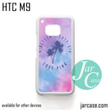 1986 Love Pink  Phone Case for HTC One M9 case and other HTC Devices