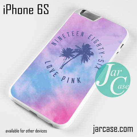 1986 Love Pink Phone case for iPhone 6/6S/6 Plus/6S plus - JARCASE