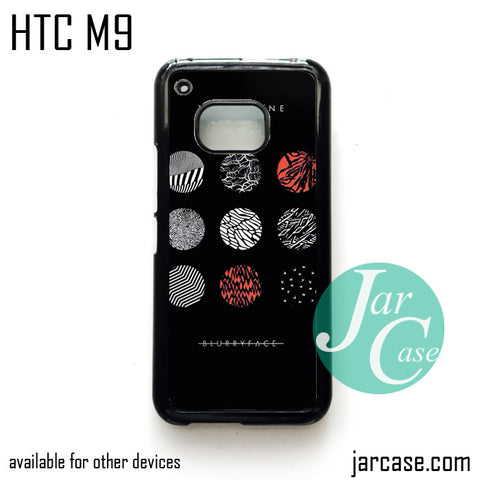 21 Pilots Blurryface  Phone Case for HTC One M9 case and other HTC Devices