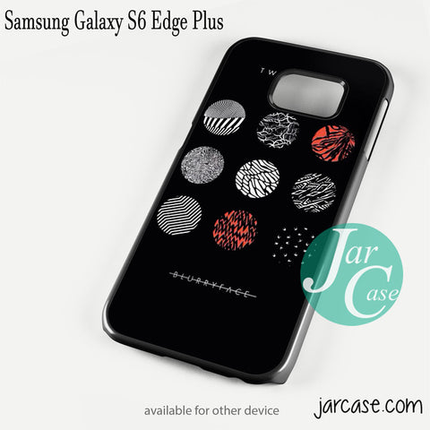 21 Pilots Blurryface Phone case for Samsung Galaxy S6 Edge Plus And Other Samsung Galaxy Devices - JARCASE