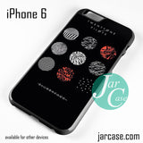 21 Pilots Blurryface Phone case for iPhone 6 and other iPhone devices - JARCASE