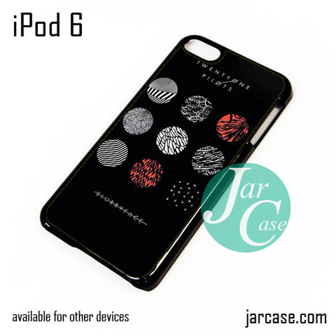 21 Pilots Blurryface iPod Case For iPod 5 and iPod 6