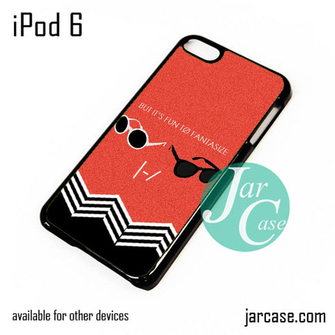 21 Pilots But its Fun iPod Case For iPod 5 and iPod 6