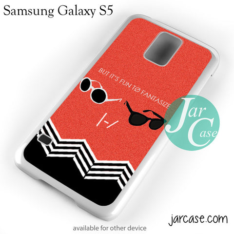 21 Pilots But Its Fun Phone case for samsung galaxy S3/S4/S5 - JARCASE