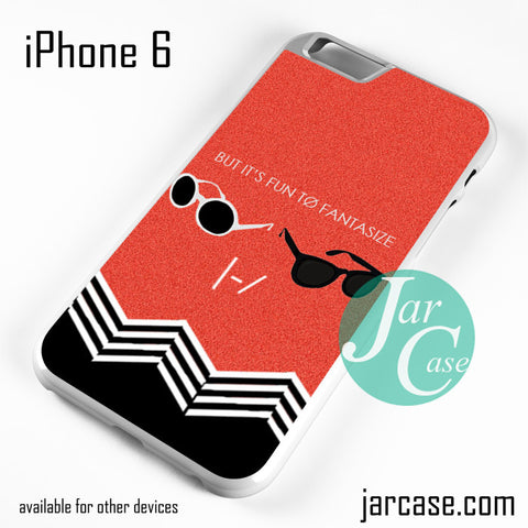 21 Pilots But Its Fun Phone case for iPhone 6 and other iPhone devices - JARCASE