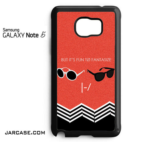 21 Pilots But Its Fun Phone case for samsung galaxy note 5 and another devices - JARCASE