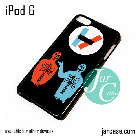 21 Pilots Cool Band iPod Case For iPod 5 and iPod 6