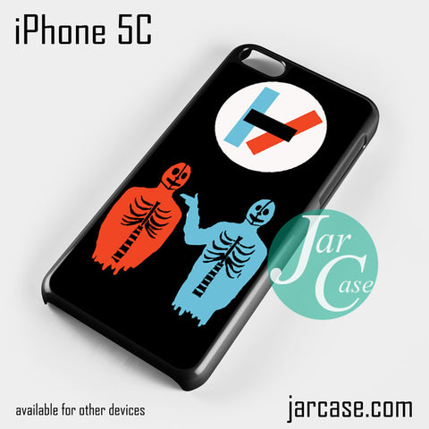 21 Pilots Cool Band Phone case for iPhone 5C and other iPhone devices