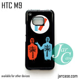 21 Pilots Cool Band  Phone Case for HTC One M9 case and other HTC Devices