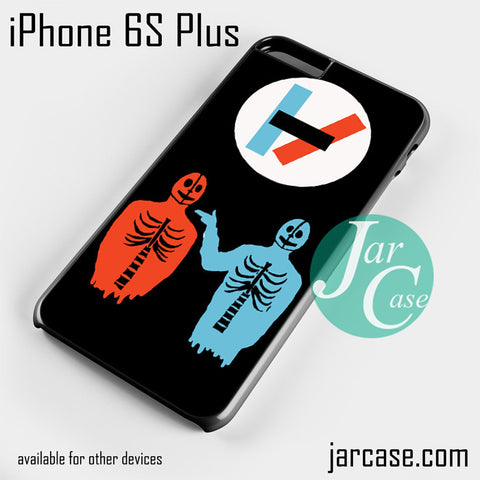 21 Pilots Cool Band Phone case for iPhone 6S Plus and other iPhone devices - JARCASE