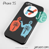 21 Pilots Cool Band Phone case for iPhone 4/4s/5/5c/5s/6/6 plus - JARCASE