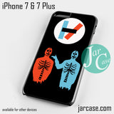 21 Pilots Cool Band Phone case for iPhone 7 and 7 Plus - JARCASE