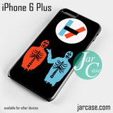 21 Pilots Cool Band  Phone case for iPhone 6 Plus and other iPhone devices