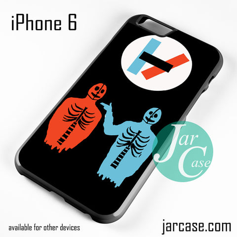 21 Pilots Cool Band Phone case for iPhone 6 and other iPhone devices - JARCASE