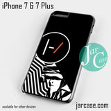 21 Pilots Cool Poster Phone case for iPhone 7 and 7 Plus - JARCASE