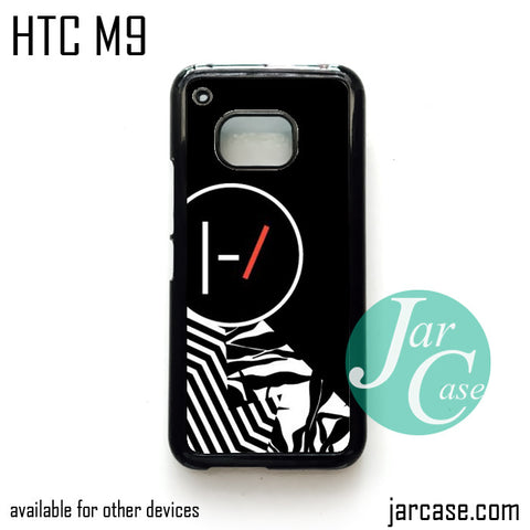 21 Pilots Cool Poster  Phone Case for HTC One M9 case and other HTC Devices