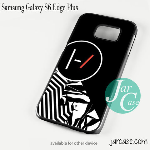 21 Pilots Cool Poster Phone case for Samsung Galaxy S6 Edge Plus And Other Samsung Galaxy Devices - JARCASE