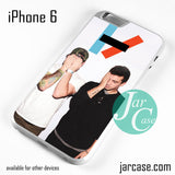 21 Pilots Crew Phone case for iPhone 6 and other iPhone devices - JARCASE