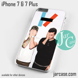 21 Pilots Crew Phone case for iPhone 7 and 7 Plus - JARCASE