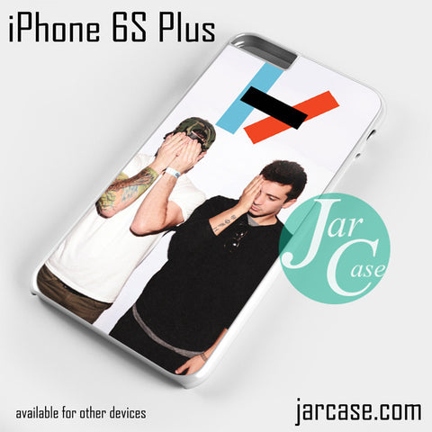 21 Pilots Crew Phone case for iPhone 6S Plus and other iPhone devices - JARCASE