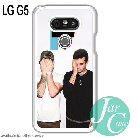 21 Pilots Crew for LG G5 and other devices - JARCASE