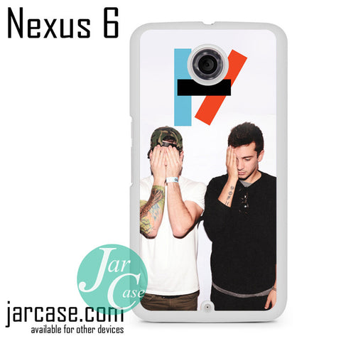 21 Pilots Crew Phone case for Nexus 4/5/6 - JARCASE