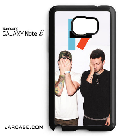 21 Pilots Crew Phone case for samsung galaxy note 5 and another devices - JARCASE