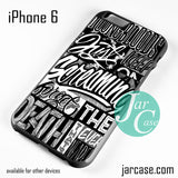 21 Pilots Songs Phone case for iPhone 6 and other iPhone devices - JARCASE