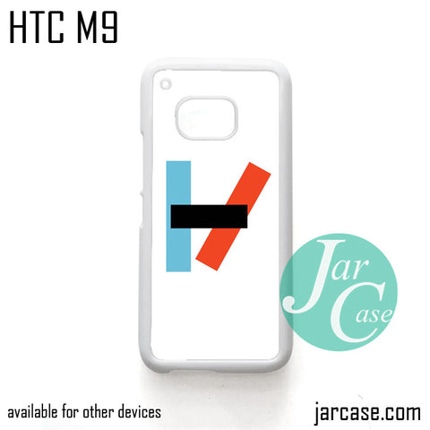 21 Pilots original Logo  Phone Case for HTC One M9 case and other HTC Devices