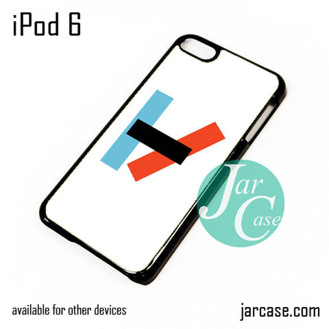 21 Pilots original Logo iPod Case For iPod 5 and iPod 6