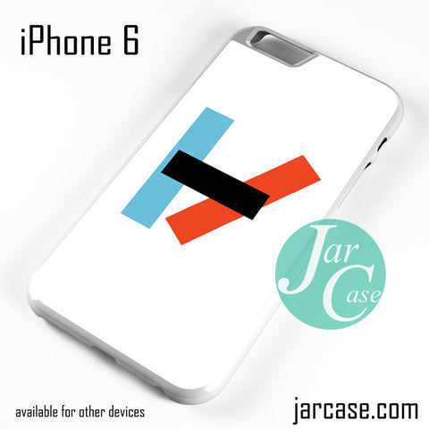 21 Pilots Original Logo Phone case for iPhone 6 and other iPhone devices - JARCASE