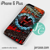 21 Pilots with art logo  Phone case for iPhone 6 Plus and other iPhone devices