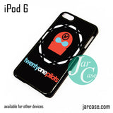 21 pilots band logo iPod Case For iPod 5 and iPod 6