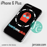 21 pilots band logo  Phone case for iPhone 6 Plus and other iPhone devices