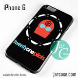 21 Pilots Band Logo Phone case for iPhone 6 and other iPhone devices - JARCASE