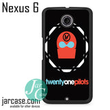 21 Pilots Band Logo Phone case for Nexus 4/5/6 - JARCASE