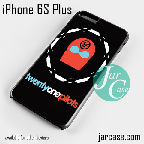 21 pilots band logo Phone case for iPhone 6S Plus and other iPhone devices - JARCASE