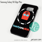 21 Pilots Band Logo Phone case for Samsung Galaxy S6 Edge Plus And Other Samsung Galaxy Devices - JARCASE