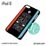 21 pilots band quotes iPod Case For iPod 5 and iPod 6