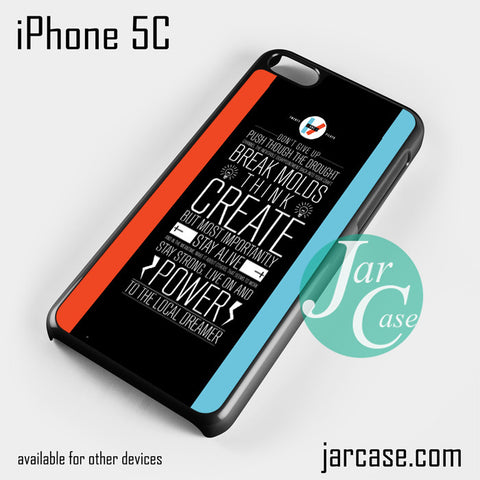 21 pilots band quotes Phone case for iPhone 5C and other iPhone devices