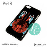 21 pilots band iPod Case For iPod 5 and iPod 6