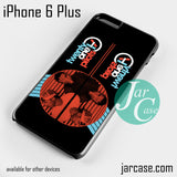 21 pilots band  Phone case for iPhone 6 Plus and other iPhone devices