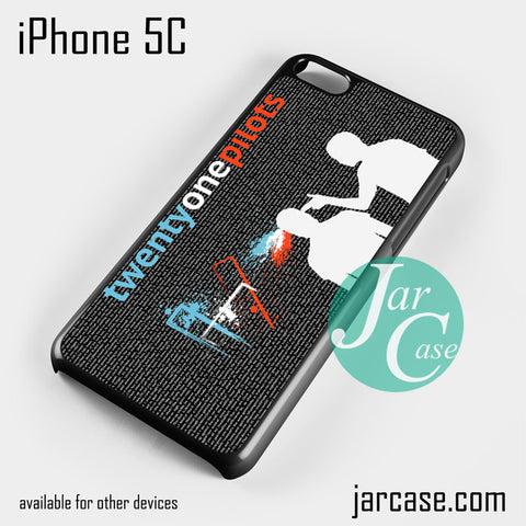 21 pilots lyrics Phone case for iPhone 5C and other iPhone devices