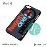 21 pilots iPod Case For iPod 5 and iPod 6