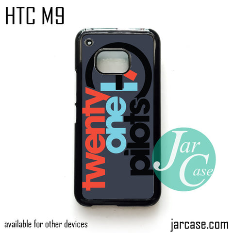 21 pilots  Phone Case for HTC One M9 case and other HTC Devices