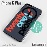 21 pilots  Phone case for iPhone 6 Plus and other iPhone devices