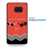 21 Pilots But its Fun Phone case for samsung galaxy note 7 - JARCASE