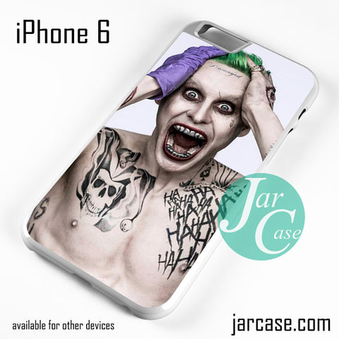30 Seconds To Mars As Joker Phone case for iPhone 6 and other iPhone devices - JARCASE
