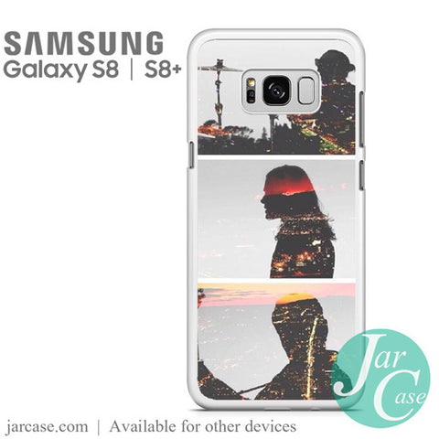 30 Seconds To Mars City Of Angels Phone Case for Samsung Galaxy S8 & S8 Plus - JARCASE