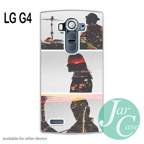 30 Seconds To Mars City Of Angels - LG case - LG G4 - JARCASE
